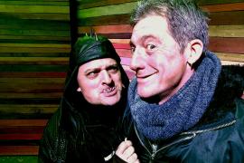 Toni Albà y Fermi Fernàndes llevan 'Ossos' al Teatre del Mar