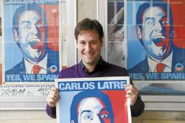Carlos Latre y sus 70 personajes recibirán a Obama en 'Yes, we Spain'