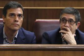 Pedro Sánchez ofrece a Patxi López integrarse en su candidatura para liderar el PSOE