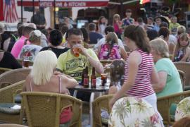 Aumentó un 0,5 % el gasto turístico en Baleares en 2010