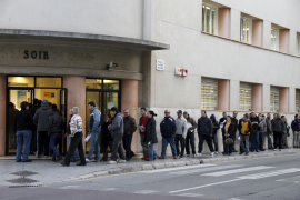 Balears termina 2010 con 128.600 personas en situación de desempleo
