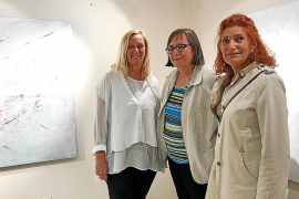 Exposición de Doris Duschelbauer en la Fundación López Fuseya