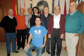 Jornada festiva en el Centro Aragonés en honor a su patrón, San Jorge