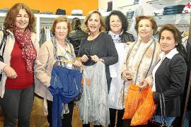 Inauguración de la nueva tienda Calandra, en la Plaza Madrid de Palma