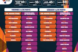 Mallorca Live Festival 2017, más de 20 horas de música en directo en Calvià