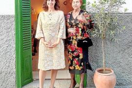 Homenaje a la diseñadora Monserrat Pino