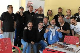 Jornada de pádel solidario en la Colònia de Sant Jordi