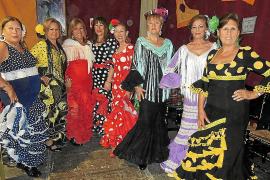 Animada Feria de Abril en Palma