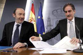 Rubalcaba asegura que la reforma de las pensiones creará empleo