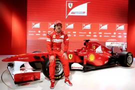 Ferrari presenta el F150, el nuevo coche de Alonso