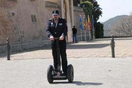 El Ajuntament de Calvià se gasta 32.000 euros en 4 'segways' para la Policía Local
