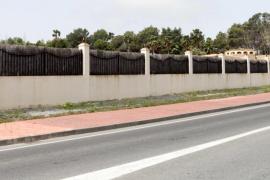 Vecinos de Sant Rafel expresan sus quejas (Fotos: Daniel Espinosa).