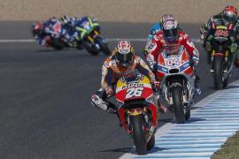 Pedrosa logra la 'pole' en Jerez, donde Lorenzo logra el octavo mejor tiempo