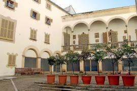 El Museu de Mallorca tendrá que ser desalojado durante las próximas obras