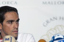 Contador abandona la concentración  de su equipo y regresa a casa