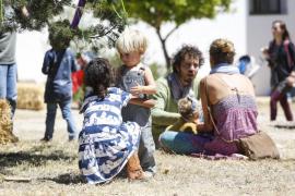 Jornada de convivencia familiar de la escuela Waldorf Ibiza (Fotos: Arguiñe Escandón)