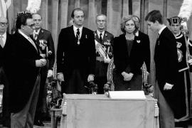 25 años de lealtad a la Constitución