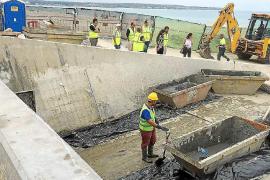 Arranca la reforma del canal de la Platja de Palma que evita los vertidos al mar