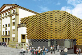 Las obras del Teatre Principal de Inca salen a subasta por 5,1 millones de euros