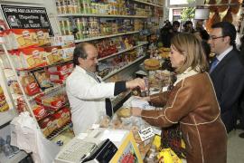 De Cospedal acusa al PSOE de centrarse en la sucesión y no en el paro