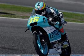 Joan Mir acaba tercero en Jerez y sigue líder del Mundial en Moto3