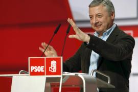 Los 'barones' reivindican a Zapatero