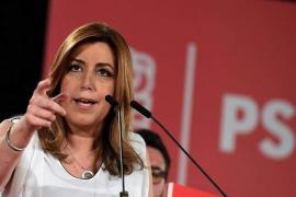 Susana Díaz: «Quien sale a pactar es que confía poco en ganar»