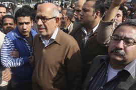 El Baradei exige a Mubarak que abandone el poder «para salvar el país»