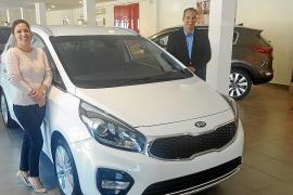 El nuevo Kia Carens, ya disponible en Frau Automóviles