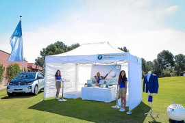 Proa Premium, presente en la BMW Golf Cup International 2017