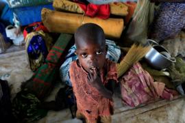 La Guerra obliga a 2 millones de niños a huir de sus hogares en Sudán del Sur