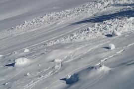Varios fallecidos en una avalancha de nieve en los Alpes franceses