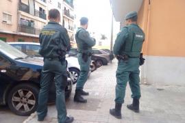 Redada contra el narcotráfico en varios puntos de Mallorca