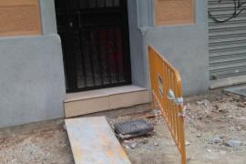 ¿Una obra de infraestructuras del Ayuntamiento de Palma del siglo pasado?