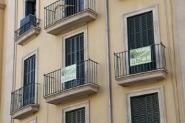 Una familia de Palma necesita más de 1.900 euros mensuales para poder comprar un piso de 80 metros cuadrados