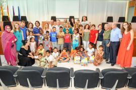 Otro verano más de 'Vacances en Pau' para cien niños saharauis en Baleares