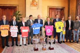 El XXXIII Trofeo Ciclista Pla de Mallorca arranca este domingo