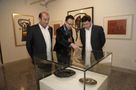 La amistad de Picasso y Miró llega a Can Prunera con una exposición de 52 obras