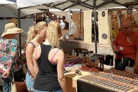 El Consistorio de Sóller podrá prohibir algunos productos en el mercado artesanal