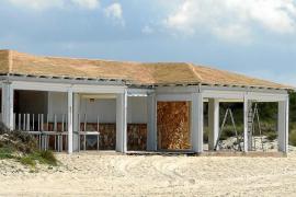 El Ajuntament de Campos encarga a Afex la demolición de los chiringuitos de es Trenc