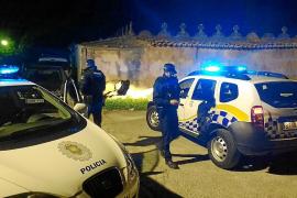 Identificado el conductor que se estrelló contra una tumba en Andratx