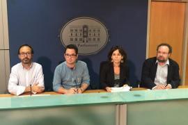 PSIB, MÉS y Podemos presentan su ley de «toros a la balear, sin muerte ni sangre»