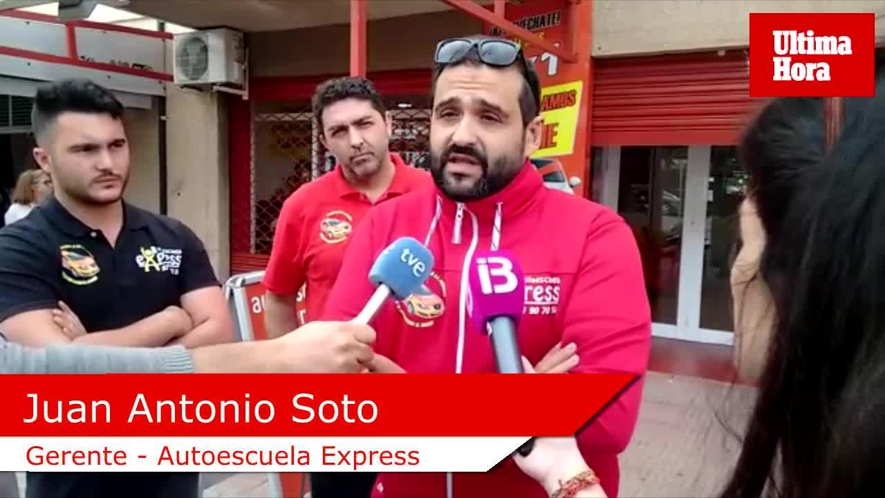 Autoescuela Express niega haber incurrido en fraude y publicidad engañosa
