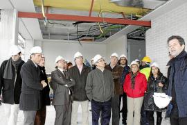 El nuevo centro de salud dispondrá de 30 consultas y estará listo en abril