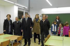 Las nuevas instalaciones del colegio dan respuesta a la creciente demanda