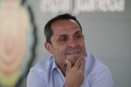 Sergi Barjuan ve que su plantilla está preparada para ganar en Valladolid