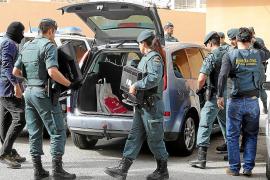 Los veinte detenidos en la 'operación Valley' pasan este viernes a disposición judicial