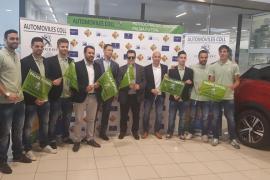 El Palma Futsal desafía al Barcelona en el playoff