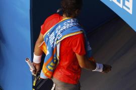 Diez días de reposo para Nadal, que tiene tiempo para la Copa Davis