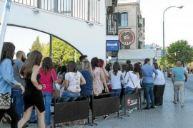 El PI Palma pide «más efectivos policiales» para controlar el tardeo de los sábados